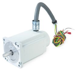 32004 - Z Axis Stepper Motor w/Brake for PCNC 770