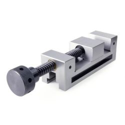 32545 - 50 mm Toolmaker Vise w/ Screw