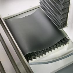 32807 - Y-axis Chip Flap Upgrade for PCNC 770