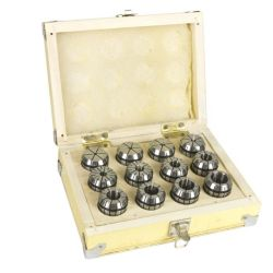 33292 - Metric ER32 Collet Set (12 Pcs.)