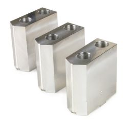 34903 - 6 in. Aluminum Soft Top Jaws (3 in. Tall)