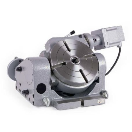 8 in. Tilting Motorized Rotary Table