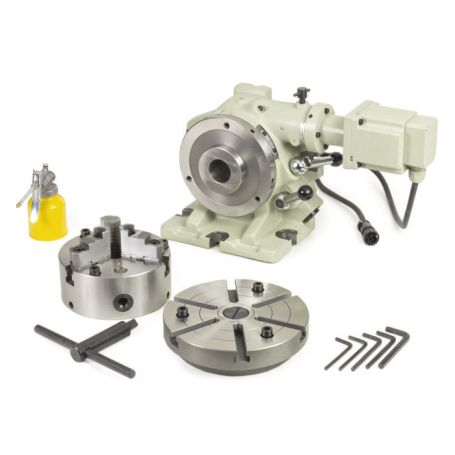 6 in. Super Spacer Motorized Rotary Table