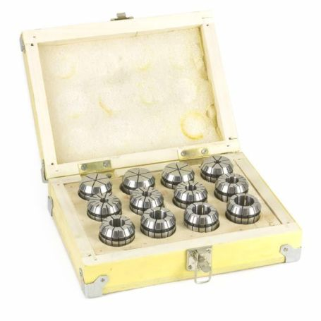 ER32 Collet Set (12 Pcs.)