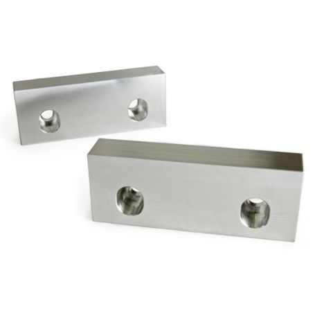 Standard 5 in. Aluminum Soft Jaw Set