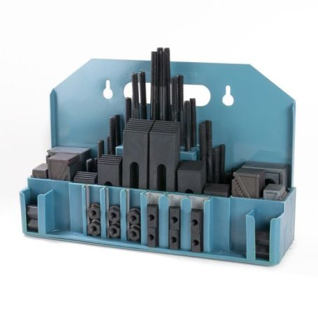 Clamp Kit for 3/8 in. T-Slots (58 Pcs.)