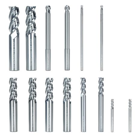 End Mill Kit for Aluminum #1