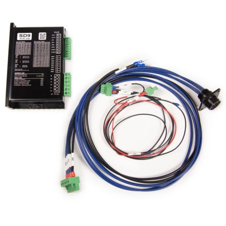 PCNC 440 Driver & Wiring Kit for microARC 4 - 100mm 4th Axis