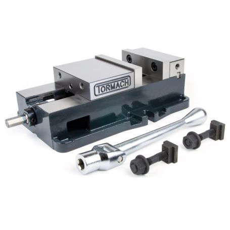 5 in. Machinist Vise - Precision Angle Lock