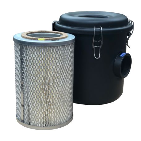 Storm Vacuum System Canister Filter