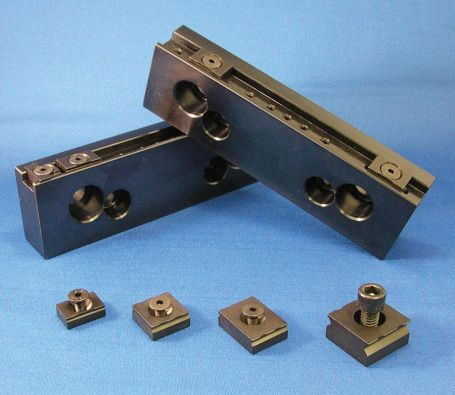 TalonGrip™ Vise Jaw Systems  - Mitee-Bite Part Number 32066 - Not Compatible with Tormach 5