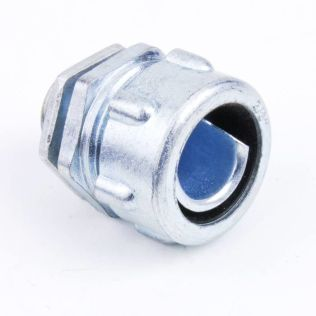 31369 - Connector for 16 mm Flexible Metal Conduit - Motor End