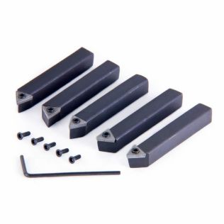31070 - 5 Piece Lathe Tool Set