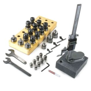 TTS Metric Tool Holder Set