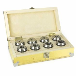 33293 - ER40 Collet Set (8 Pcs.)