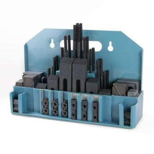35509 - Clamp Kit for 3/8 in. T-Slots (58 Pcs.)