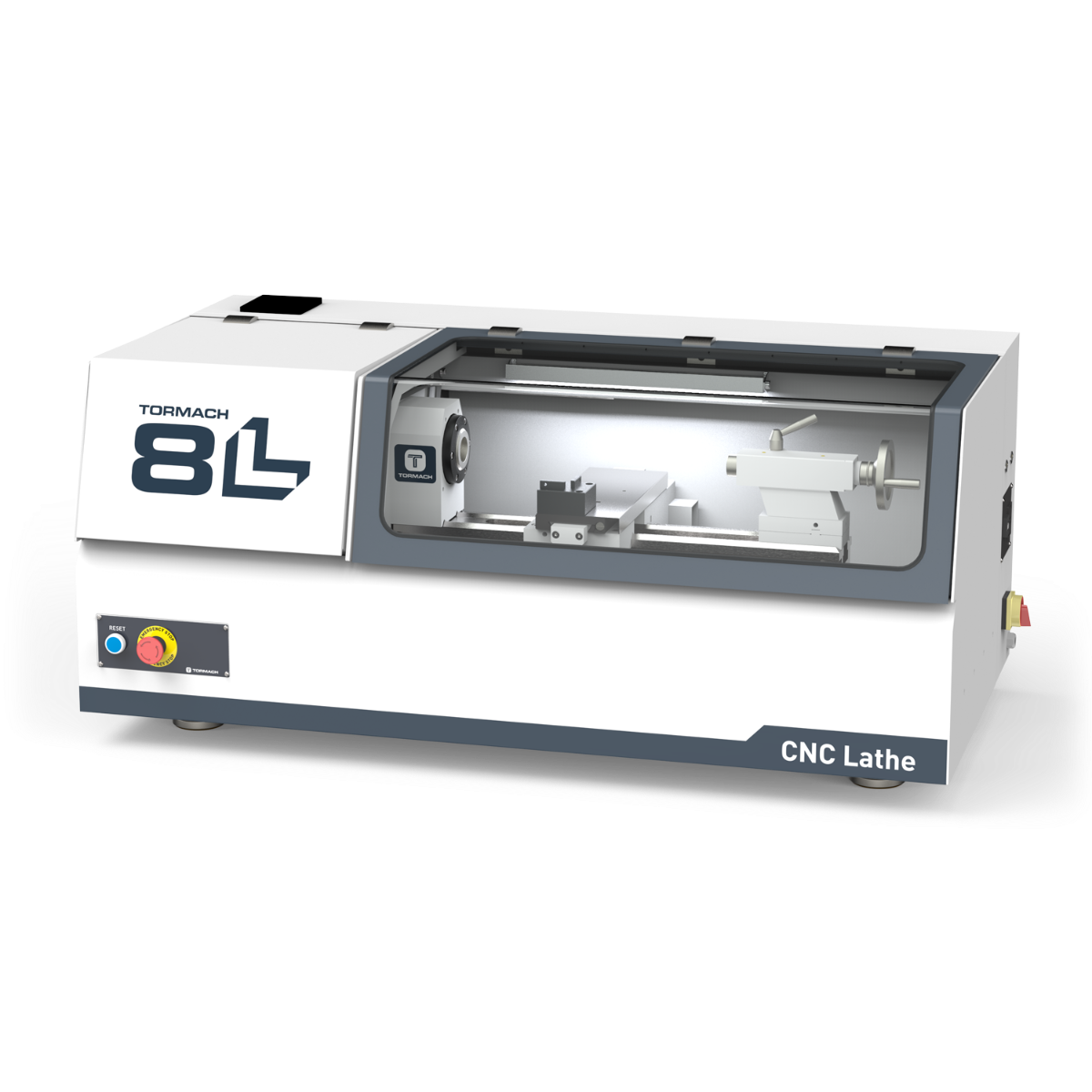 New 8L Lathe Entry Package