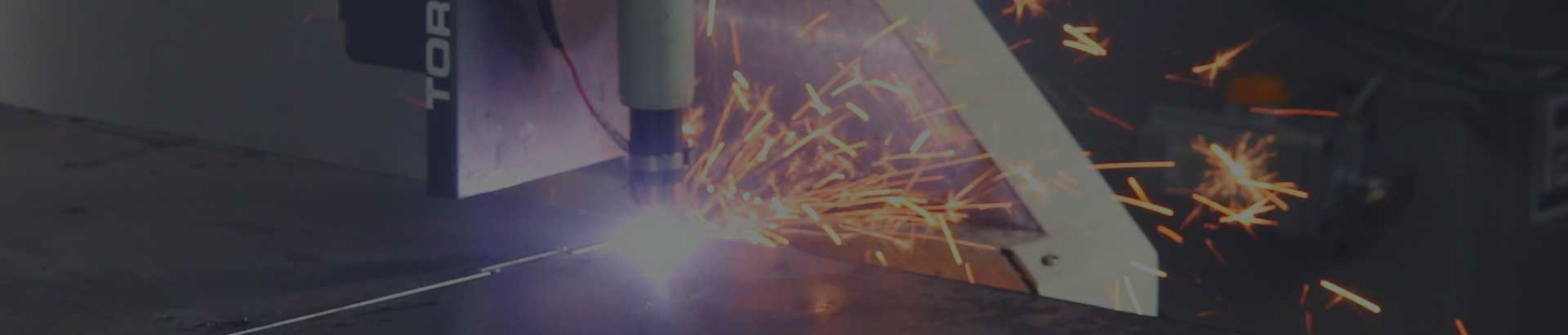 Plasma Support cutting footage