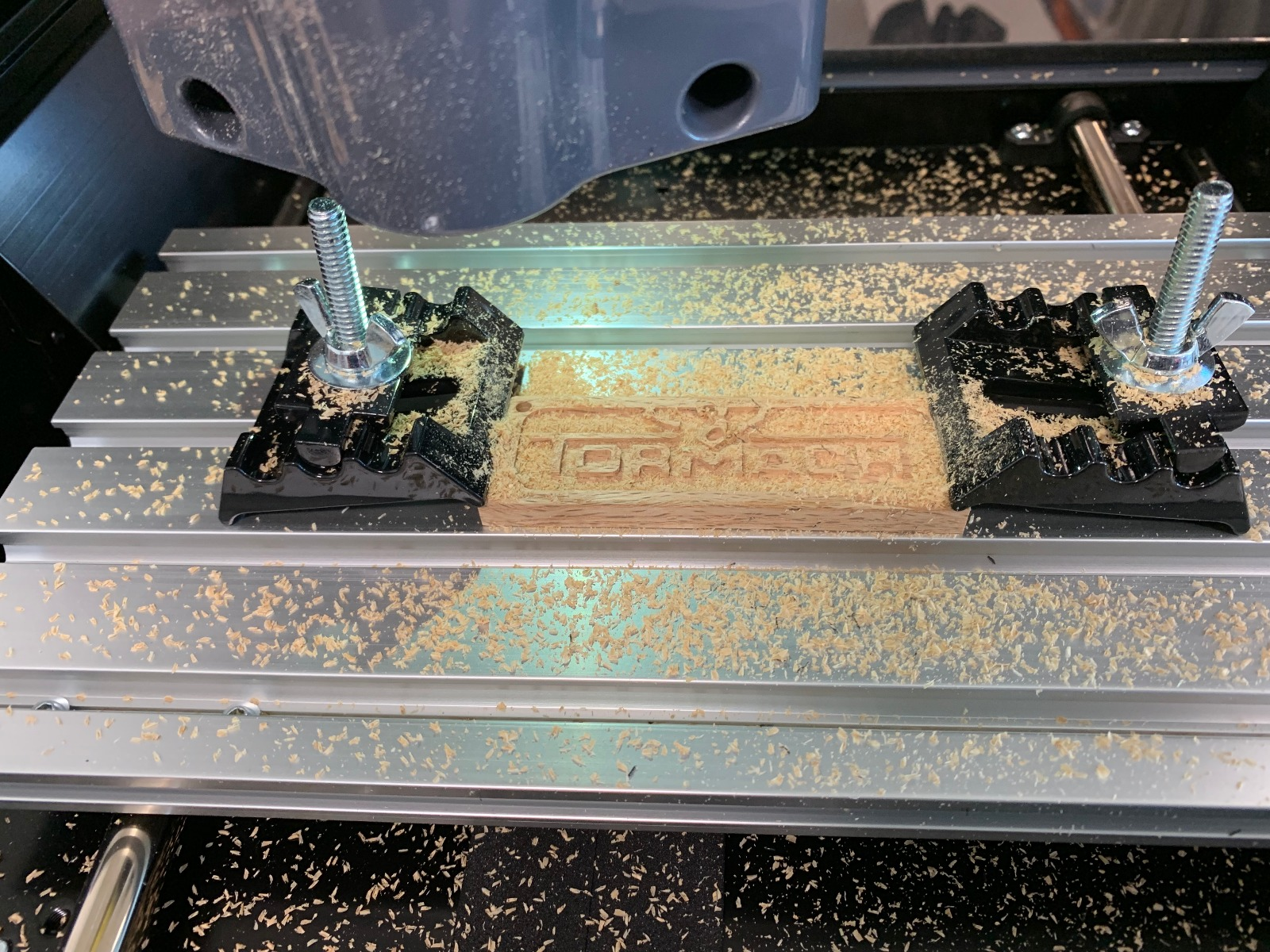 Easy to use CNC router